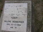 2E22 - Malvine Weinberger 1