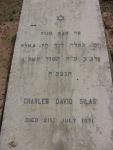 2H21 - Charles David Silas