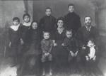 Boris Goorevich (back row, 3rd from left) in Harbin, circa 1912