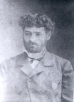 Wolf Gootherts as a young man