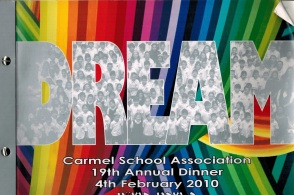 Carmel School Dinner 19 - February 2010